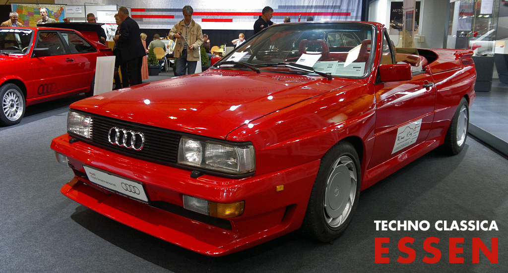 Treser Quattro at Techno Classica Essen