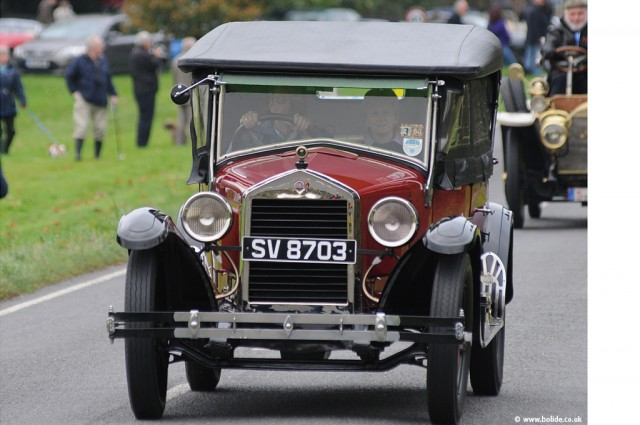Classic cars in Staplefield, West Sussex